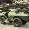 U.S. XM-706E1 Armored Car