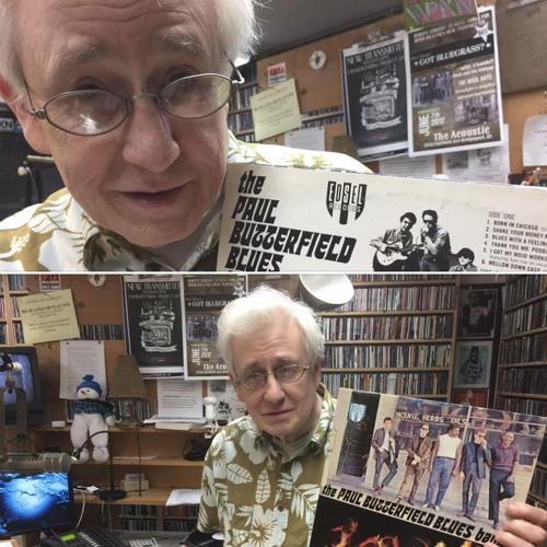 Mark Naftalin on WPKN- Butterfield Blues Band + Monterey Pop Festival