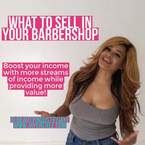 What to sell in your barbershop