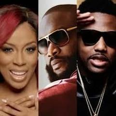 Dj E. Feezy - feat.  K. Michelle, Rick Ross, Fabolous,*Dawun J*[Rone Beezy Beat]–(Got Me Crazy) RMX