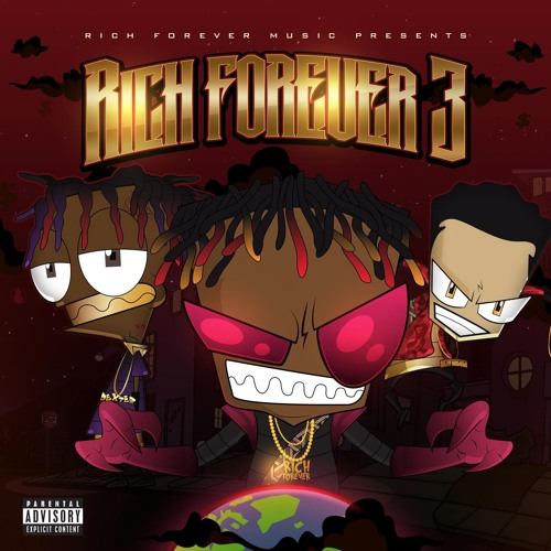 rich forever 3 free album download