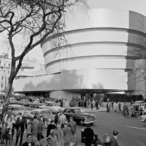 Frank Lloyd Wright's Architectural Vision for the Guggenheim Museum