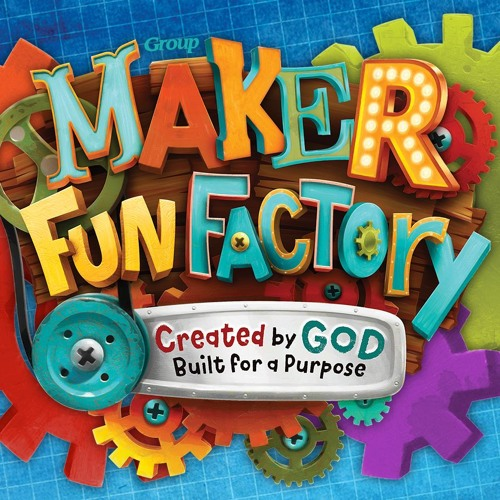 VBS SUNDAY: Wow, God!