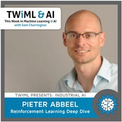 Reinforcement Learning Deep Dive with Pieter Abbeel - TWiML Talk #28
