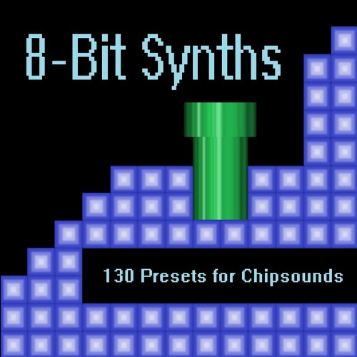 130+ 8-Bit patches for Plogue ChipSounds