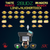 2Budz - Taste Invaders (Longwalkshortdock Remix)[Sauce Kitchen x Gone Viral Records]