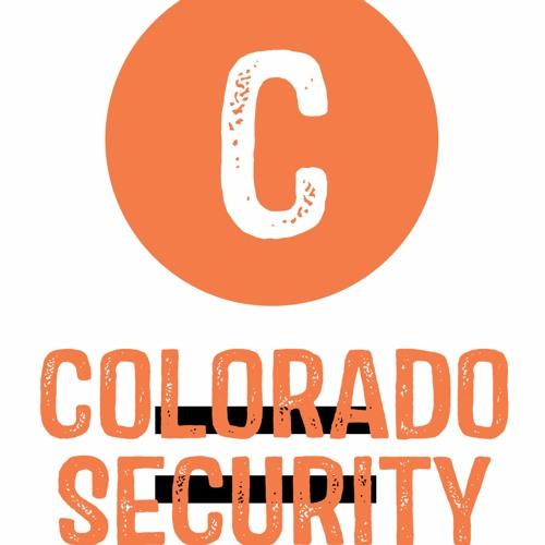 Colorado = Security Introduction