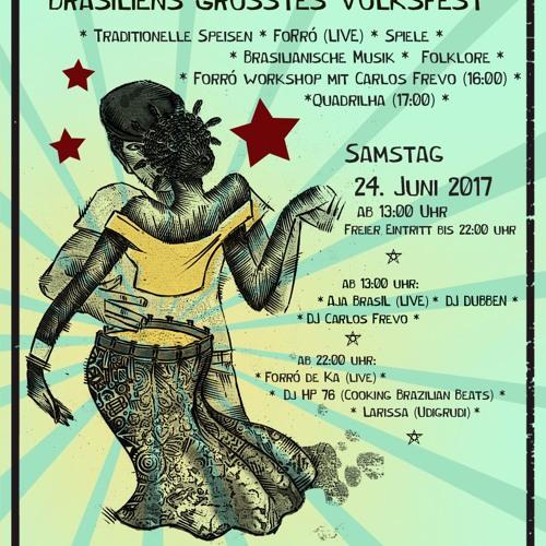 Festa Junina Berlin 2017 // DJ Dubben