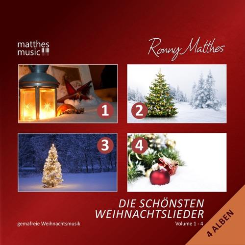 Die schönsten Weihnachtslieder (CD-Serie) - Gemafreie Weihnachtsmusik