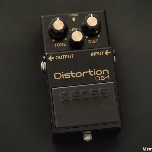 """Boss DS-14A Anniversary """"vintage Classic"""" mod"""