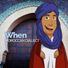 Talk In Arabic - Moroccan Dialect - How to use 'when' to describe a time when something happens