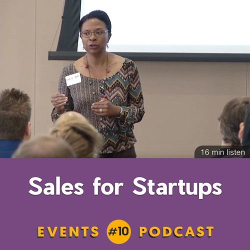 #10 Sales for Startup