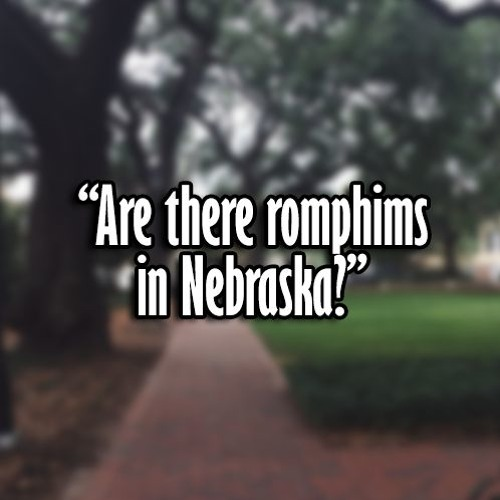 Are there romphims in Nebraska? - Ep. 2 - Within Walking Distance