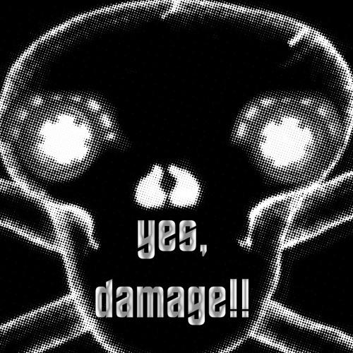 'Yes Damage!!' - The White Noise Mixtape