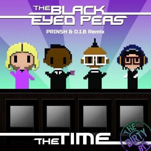 the black eyed peas-the time скачать