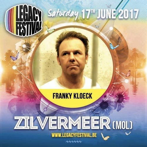 FRANKY KLOECK @ LEGACY FESTIVAL 2017 (25 YEARS BONZAI STAGE)