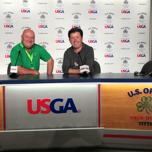 2017 US Open podcast with Huggy & ShaneO