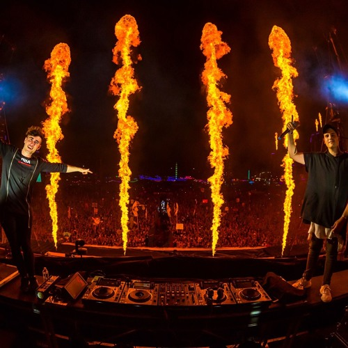 Audien b2b 3LAU - EDC 2017 [credit: Soundcloud]