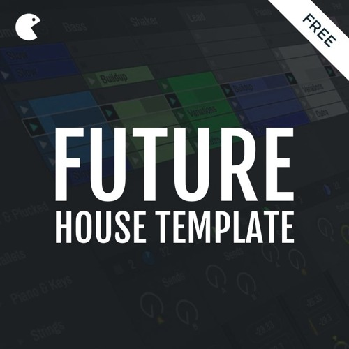 "Free Future House Project File For Ableton Live ""Is It Real"""