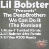 Lil Bobster Presents The DeepBrothers - We Can Do It (Lil Bobster Afro Remix)