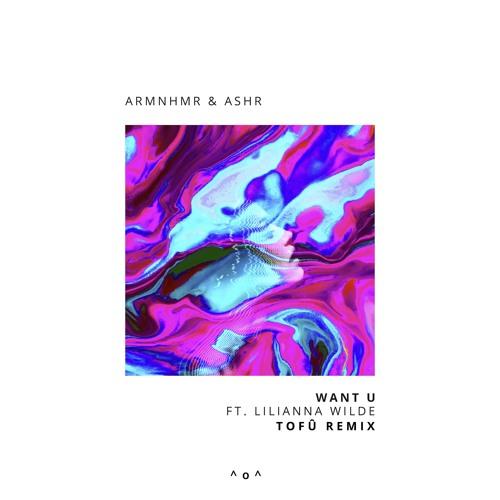 ARMNHMR & ASHR Ft. Lilianna Wilde - WANT U (tofû remix)