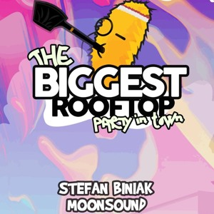 MoonSound @ The Biggest Rooftop Party in Town (17.06.2017)