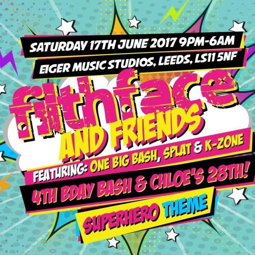 Steve Hewitt - Filthface And Friends Set RE-RECORDED -18-06-17