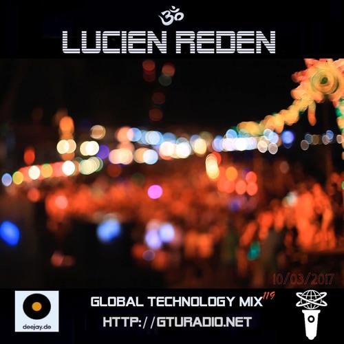 Lucien Reden @ GTU radio 10/03/2017