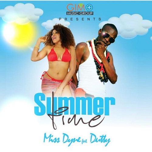 """Miss Dyne & Dutty - Summer Time """" Music 2017"""