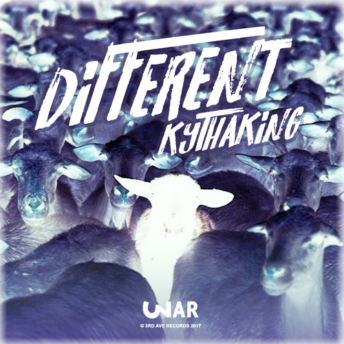 Ky Tha King - Different Single Cover