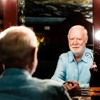 Jamie Billing had the opportunity to photograph film critic David Stratton
