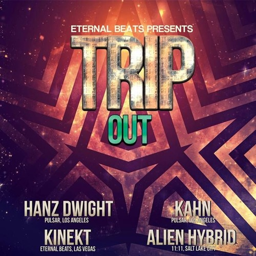 KAHN - Recorded Live @ Trip Out Las Vegas - DI Summer Solstice 2017