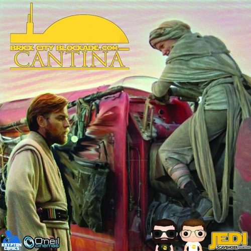 Brick City Blockade Cantina Episode III