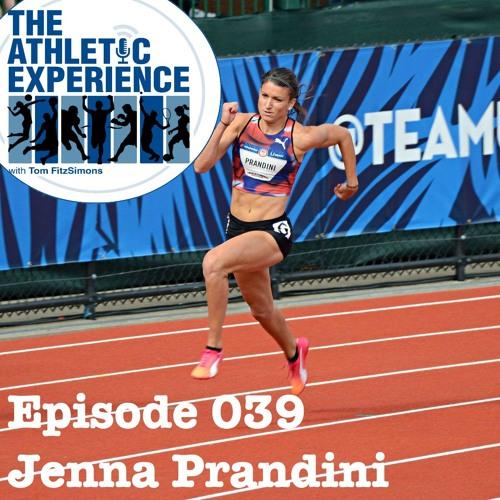 039 - Jenna Prandini - PUMA - 4x100m - Rihanna - Long Jump 2018