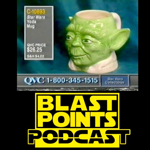 Episode 78 - Star Wars on QVC!  Superfan Steve Bryant, Mark Hamill, Sweatshirts, Suspenders & more!