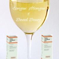 Longus Mongus & Dead Dawg - Weißwein Tillidin (Prod By MCNZI) Artwork