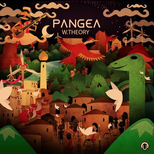 PANGEA - Fairy Forest [Original mix]