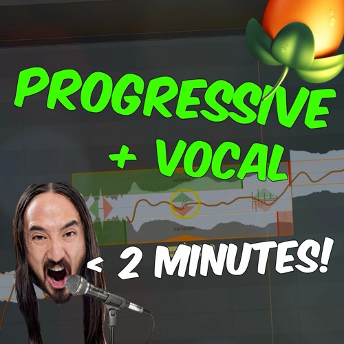 how to make progressive vocal tune in 2 minutes free flp acapella by w a production. Black Bedroom Furniture Sets. Home Design Ideas