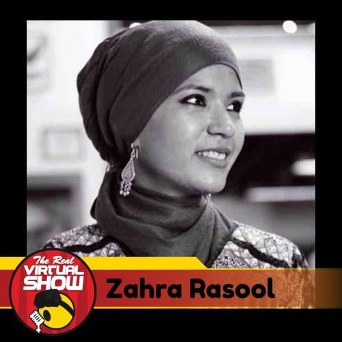 #71 - Immersive Journalism w/ Zahra Rasool, Editorial Lead for Al Jazeera's Contrast VR