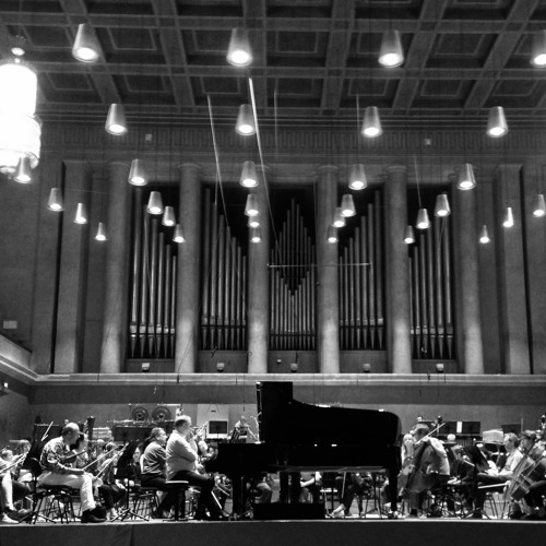 Ballade for Piano and Orchestra