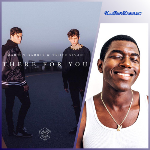 There For You by Martin Garrix feat. Troye Sivan (LeRoy Mobley iPHONE Cover)