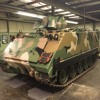 U.S. M113A1 Armored Personnel Carrier