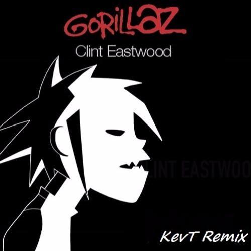 gorillaz clint eastwood