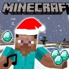 Minecraft - 'All I Want For Christmas Is A Creeper' Minecraft Parody