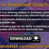 How To Download SnapTube Apk