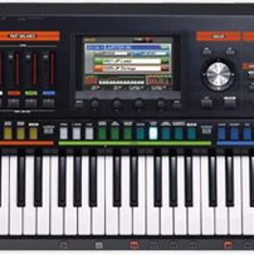 Roland JUPITER-80 DEMO Part2 [Synth SOUND] (Factory Presets)