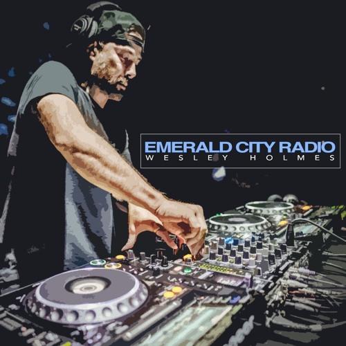 WESLEY HOLMES // EMERALD CITY RADIO : JANUARY 2013 episode