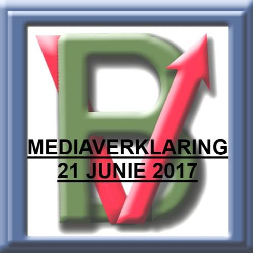 Boervin Mediaverklaring - 21 Junie 2017 - Boerevolk Politieke Gevangenes Nader Grondwethof