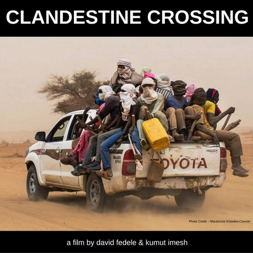 "CLANDESTINE CROSSING - Interview on 774 ABC Melbourne Radio ""Drive with Nicole Chvastek"". 19/12/16"