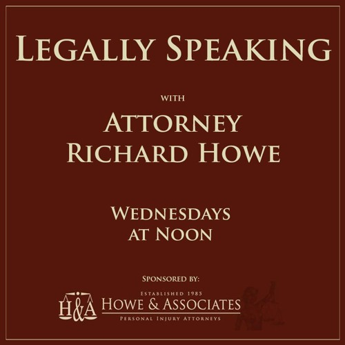 Legally Speaking - 06/21/17